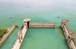 Sirmione, Lake Garda. Stock Photos