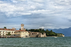 Sirmione - Lake Garda (Italy) Royalty Free Stock Images