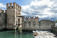 Sirmione - Lake Garda (Italy) Stock Photography
