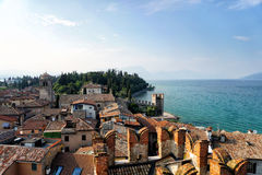 Sirmione and Lake Garda Stock Images