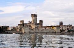 Sirmione, Lombardia, Italia Fotografie Stock Libere da Diritti