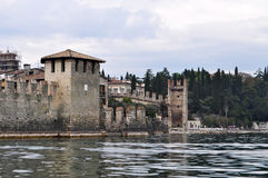 Sirmione, Lombardia, Italia Fotografia Stock