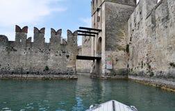 Sirmione, Lombardia, Italia Immagini Stock Libere da Diritti