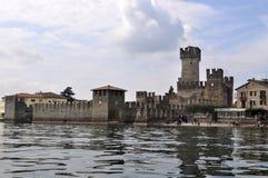 Sirmione, Lombardia, Italia Fotografia Stock Libera da Diritti