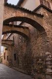 Sirmione na Jeziornym Gardzie w Północnym Włochy Zdjęcie Royalty Free