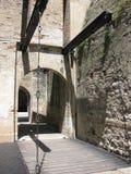 Sirmione Schloss Lizenzfreie Stockbilder