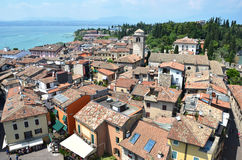 Sirmione town, Italy Royalty Free Stock Photo