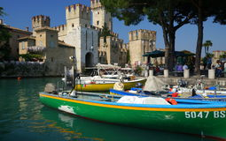 Sirmione Stock Photos
