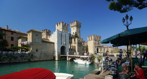 Sirmione Royalty Free Stock Images