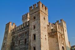 Sirmione, Włochy Zdjęcia Royalty Free