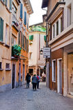 Sirmione, Włochy Zdjęcia Stock