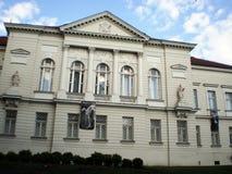 Sirmium斯雷姆斯卡米特罗维察,博物馆 库存照片