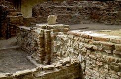 Sirmium - palais impérial Photos libres de droits