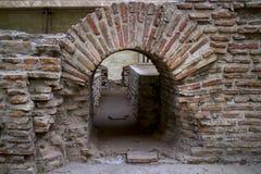 Sirmium - palais impérial Image libre de droits
