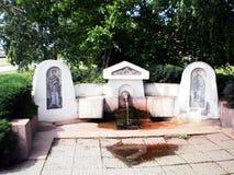 Sirmium Sremska Mitrovica, faucet Стоковое Изображение