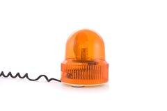 Sirène orange Images libres de droits