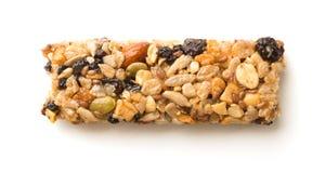 Sirop doux d'agave de vue supérieure et souffle rôti d'arachide photos libres de droits