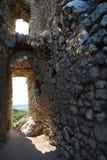 Sirotci hradek - czech old castle Royalty Free Stock Photos