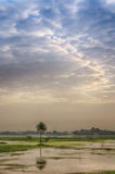 Sirpur lake, Indore, Madhya Pradesh Royalty Free Stock Image