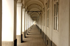 Oradea - Sirul Canonicilor Стоковое фото RF