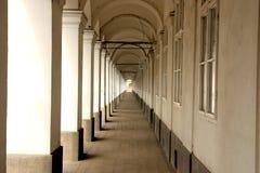 Oradea - Sirul Canonicilor Foto de archivo libre de regalías