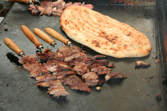 Sis kebap Stock Photography