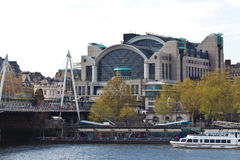 SIS MI6 kwatery główne Brytyjski Tajny slużba wywiadowcza przy V Obrazy Stock