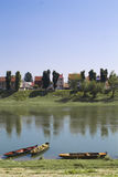 sisak river Stock Images