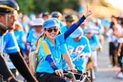 SISAKET, ТАИЛАНД 16-ОЕ АВГУСТА - 2015: Это событие Стоковая Фотография