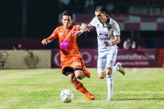 SISAKET ТАИЛАНД 15-ое октября: Carmelo Gonzalez Utd Buriram Стоковое фото RF