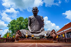 Sisaket de Wat Sa Kamphaeng Yai Imágenes de archivo libres de regalías