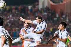 SISAKET październik 15: Carmelo Gonzalez Buriram Utd Zdjęcie Royalty Free