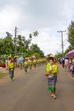 SISAKET, TAILANDIA fotografía de archivo libre de regalías