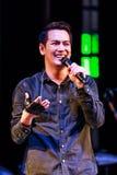 SISAKET, THAILAND - DECEMBER 27 : Aof Pongsak Royalty Free Stock Image