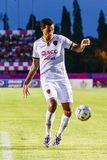 SISAKET THAILAND-JUNE 8: Jay Bothroyd of Muangthong Utd. Stock Photography