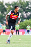 SISAKET THAILAND-JUNE 8: Jay Bothroyd of Muangthong Utd. Royalty Free Stock Image