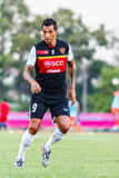 SISAKET THAILAND-JUNE 8: Jay Bothroyd of Muangthong Utd. Stock Photos