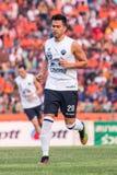SISAKET THAILAND-October 15: Javier Patino of Buriram Utd. Stock Images
