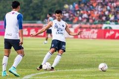 SISAKET THAILAND-October 15: Javier Patino of Buriram Utd. Stock Photos