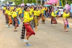 SISAKET,THAILAND Royalty Free Stock Photo