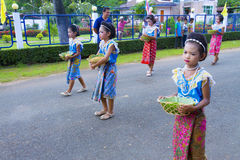 SISAKET,THAILAND. Royalty Free Stock Images