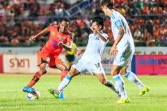 SISAKET THAILAND-SEPTEMBER 20: Adefolarin Durosinmi of Sisaket F Stock Photography