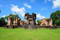 Sisaket Wat Sa Kamphaeng Yai Стоковые Фотографии RF