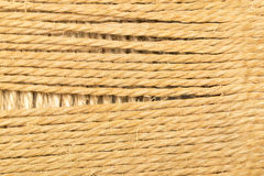 Sisal. Abstract texture detail of sisal stock photos