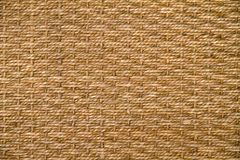 Sisal material. Close up of sisal material royalty free stock images