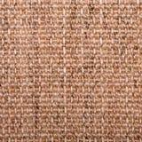 Sisal matting background. Stock Photo