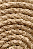 Sisal rope Royalty Free Stock Image