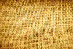 Sisal sack. Textured brown sisal potatoe sack stock photos