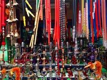 Sisha на рынке Стоковое Фото