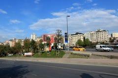 Sishane Beyoglu,伊斯坦布尔 库存图片